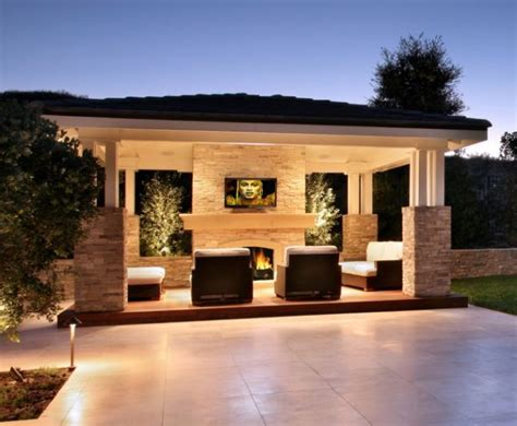 Outdoor Living Spaces Plans