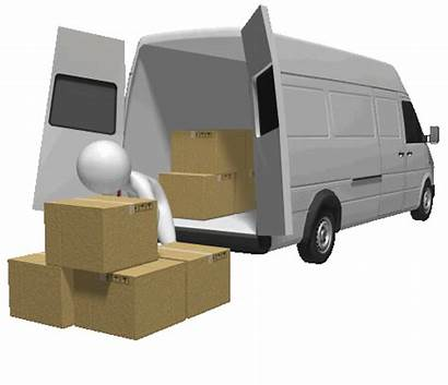 Stick Animated Animation Courier Boxes Insurance Loading