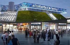 Naming : Bercy Arena devient AccorHotels Arena