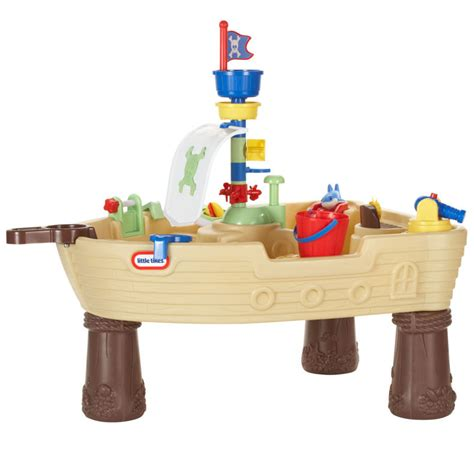little tikes water table little tikes anchors away pirate ship water table buy