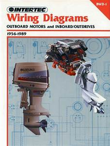 Proseries Wiring Diagrams Outboard Motors  U0026 Inboard Outdrives  1956