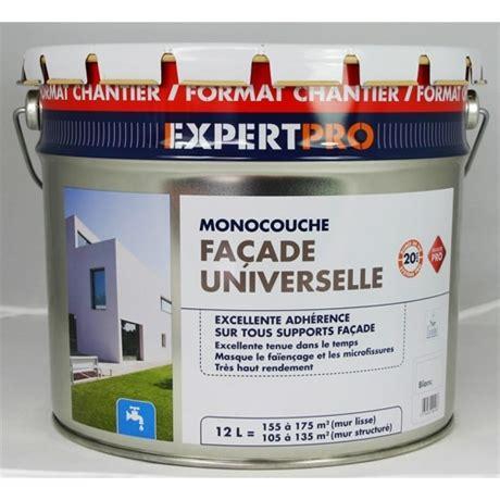 peinture fa 231 ade universelle acrylique expert pro blanc r 233 f 14711390