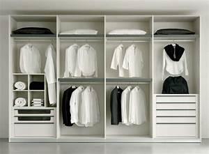 Tiroir Pour Dressing : 4 astuces pour optimiser votre dressing ideeco ~ Teatrodelosmanantiales.com Idées de Décoration