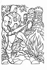 Coloring Guardian Angel Universe Ra She Sheets Masters Castle Shera Colouring Grayskull Cartoon Printable Cartoons 80s 90s Clipart Presents Motu sketch template