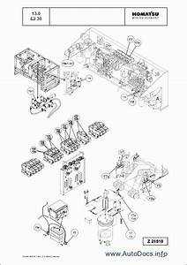 Komatsu Hydraulic Mining Shovel Pc4000 Repair Manual Order