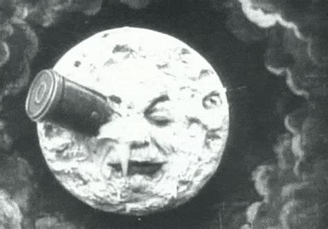george melies gif melies moon animated gif speakgif