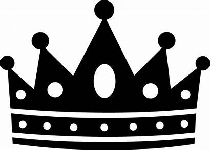 Crown Silhouette Royal Clip Sweetclipart