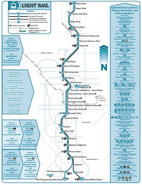 baltimore light rail schedule s mega dub 7 8 12 7 15 12