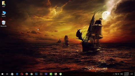 How To Use Animated Wallpaper Windows 10 - how to use animated desktop backgrounds wallpaper windows