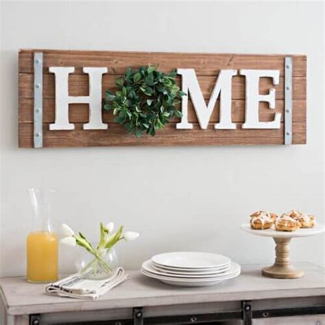 These 10 diy farmhouse decor ideas will work great for your home. 50+ Vintage Farmhouse Wall Decor Ideas For Your House 2020