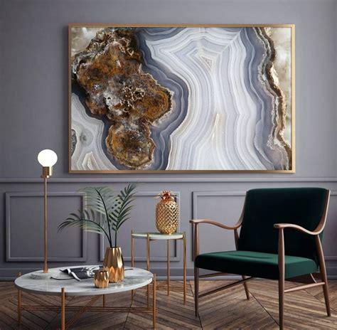 20 Ideas Of Agate Wall Art