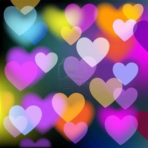 This is colorful heart live wallpaper for your android phone screen. Colorful Hearts Wallpapers - Wallpaper Cave