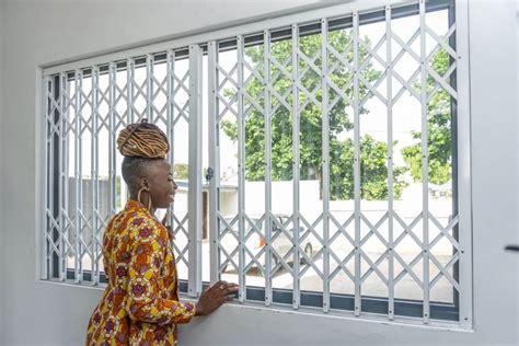 burglar proof superlock ghana
