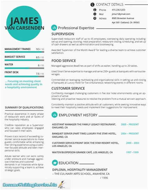 Resume Template Hospitality by Pin By Hospitality Functional Resume Sle On Hospitality