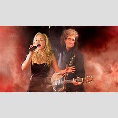 Brian May E Kerry Ellis In Italia Per 6 Date Dal Vivo