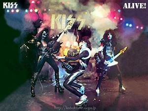 Wallpapers Kiss