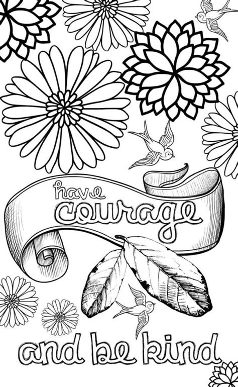 coloring pages ideas  flower coloring pages