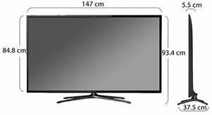 Dimension Tv 65 Pouces : samsung 65 inch full hd 3d smart led tv 65f6400 souq uae ~ Melissatoandfro.com Idées de Décoration
