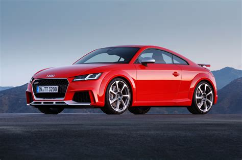 wallpaper audi tt rs coupe  beijing motor show