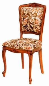 chaises de sjour de style chaise salle manger assise With meuble salle À manger avec chaise tissu salle a manger