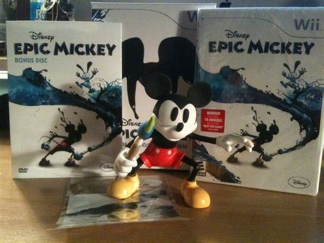 Chriscrossmedia Blog Disney Epic Mickey Review
