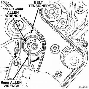 How To Put A Timing Belt On A Dodge Caravan