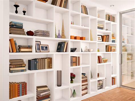 Libreria A Muro In Cartongesso by Parete Libreria Cartongesso Decor