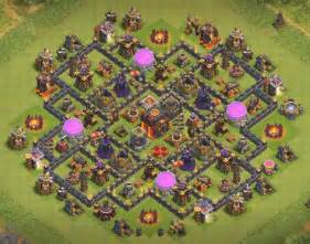 Best Town Hall 9 Farming Base 2017