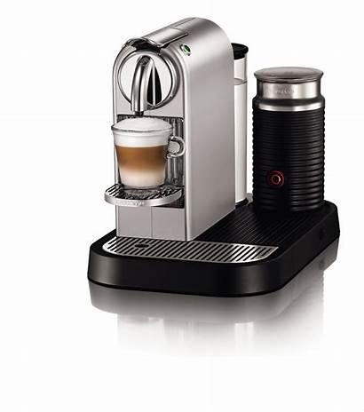 Machine Espresso Nespresso Coffee Maker Milk Frother