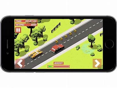 Loop Racing Iphone Animated Crea App Horas
