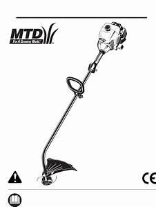 Mtd Trimmer 710  700 User Guide