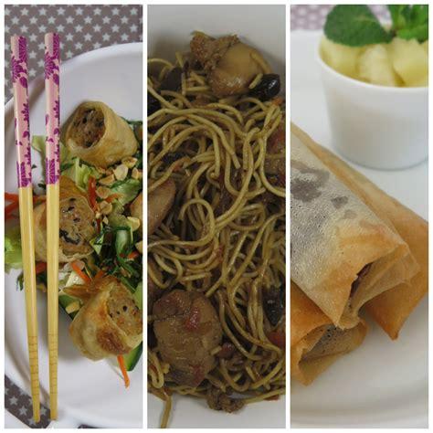 chinois pour cuisine mon menu pour le nouvel an chinois blogs de cuisine