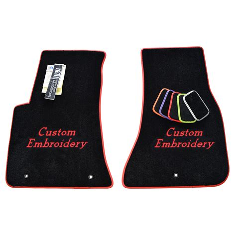 chrysler pacifica custom carpet floor mats