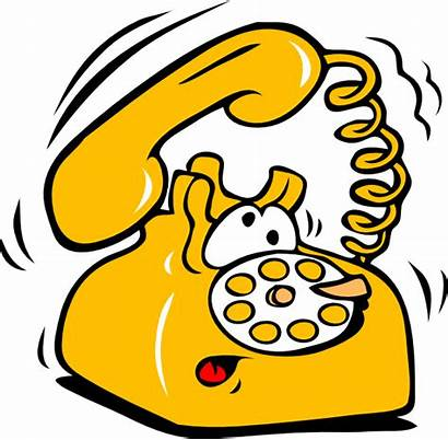 Phone Clip Ringing Clipart Email Clker