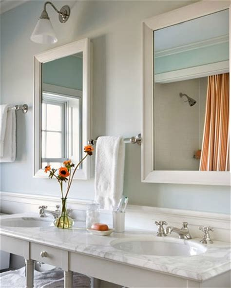 child s bathroom by gil schafer nice placement of towel