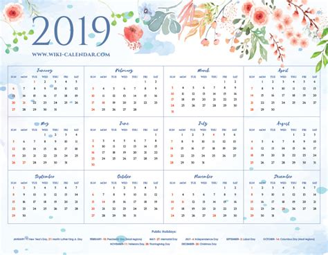 printable blank calendar templates heart