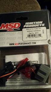 Buy Msd 6 To Ford Tfi Wiring Harness Motorcycle In Hahira  Georgia  United States  For Us  20 00