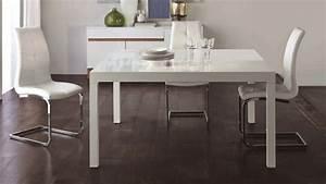 Table à Manger Carrée : table de salle manger carr e extensible en verre wat gdegdesign ~ Teatrodelosmanantiales.com Idées de Décoration