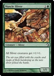 magic the gathering sliver deck 30 best images about mtg wishlist on black
