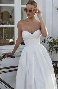 Robe De Mariée Moderne : 1001 images de la robe de mari e moderne pour choisir la ~ Melissatoandfro.com Idées de Décoration