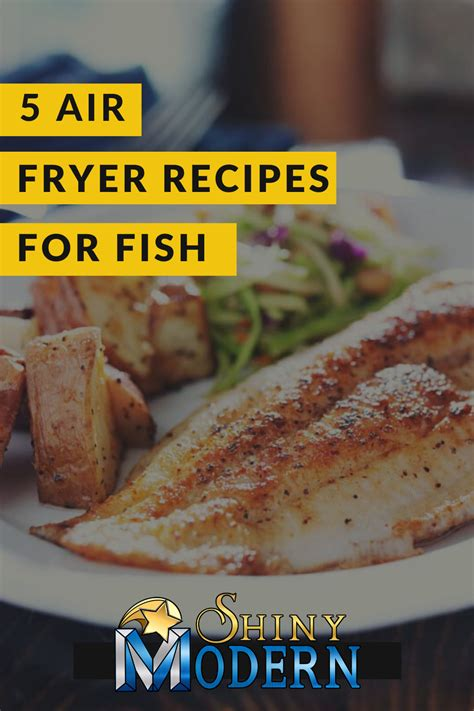 fish recipes air fryer