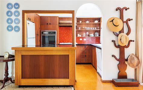 cer kitchen accessories retro decor australian kitchens by decades 1968