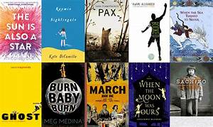 2016 National Book Awards: Young people's literature ...