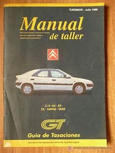 Manual De Taller Citroen C15 - Ax - Bx - Zx - X