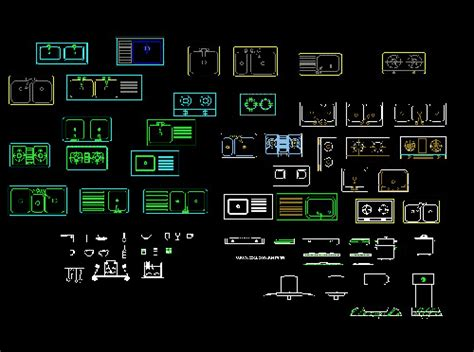 kitchen cad drawings autocad blocks crazy ds max