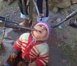 david journalist kidnapped islamic state fighters strap bomb on 4 year old boy and blow him up after killing the child 39 s father