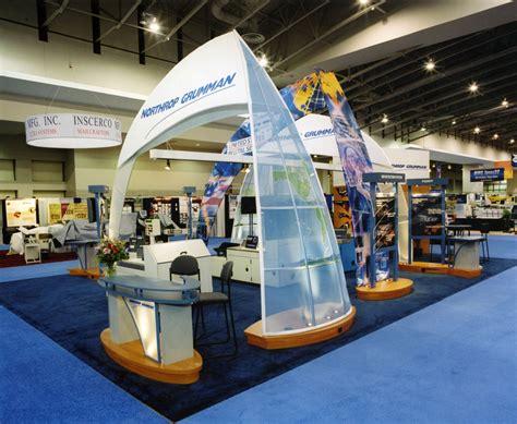northrop grumman employee help desk custom tradeshow exhibit portfolio capitol tradeshow