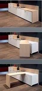 Table Cuisine Petit Espace : la table pivotante id ale pour petits espaces d conome ~ Teatrodelosmanantiales.com Idées de Décoration