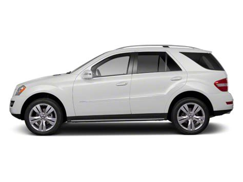 2010 Mercedes-benz M-class Utility 4d Ml350 2wd Prices