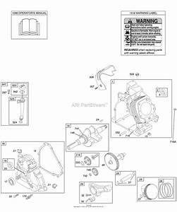 Briggs And Stratton Repair Manual For Single Cylinder Ohv
